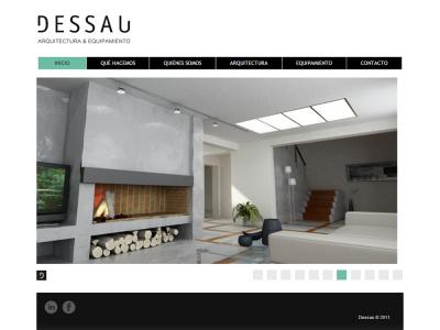 Web estudio de arquitectura