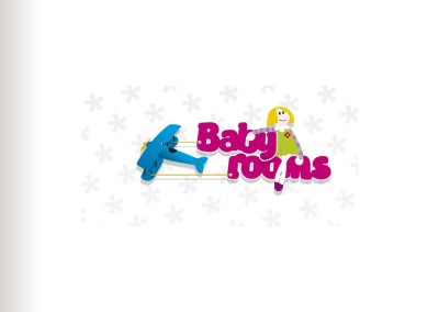 Logotipo Baby Rooms