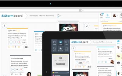 Stormboard: una pizarra online para brainstorming