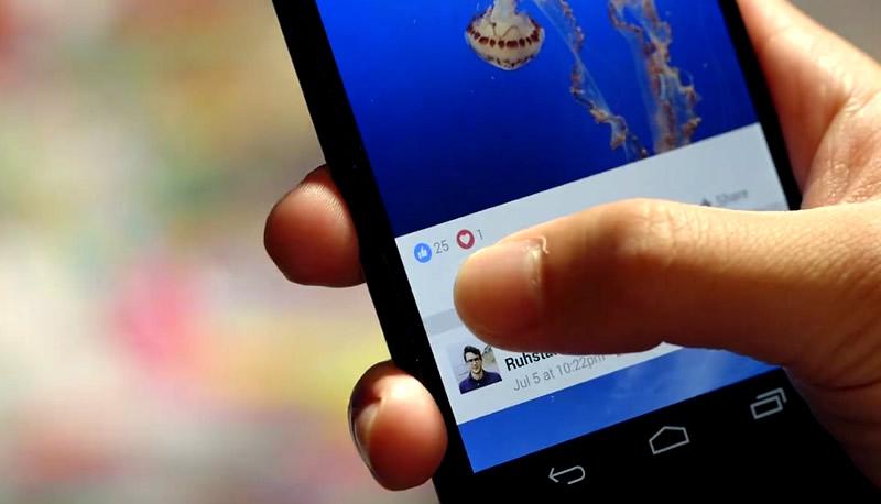 """¿Te gusta mucho, poquito o nada?  Llegan """"Reacciones"""" a Facebook"""