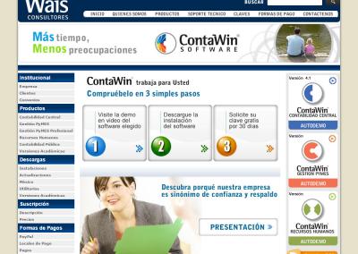Web Software Contable