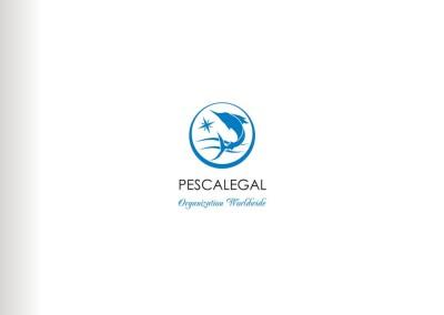 Logo para organización de pesca